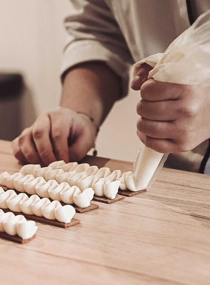 Les pâtisseries de Marie